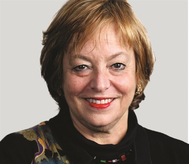 Margery Kraus: PRWeek Hall of Femme 2017
