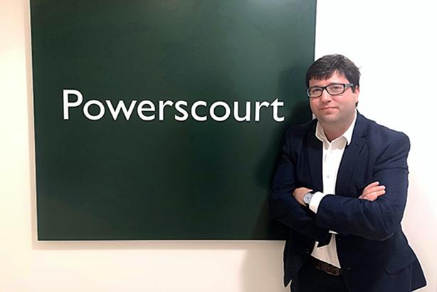 Powerscourt's Mark Leftly.