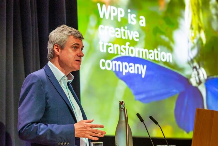 CEO at WPP Mark Read