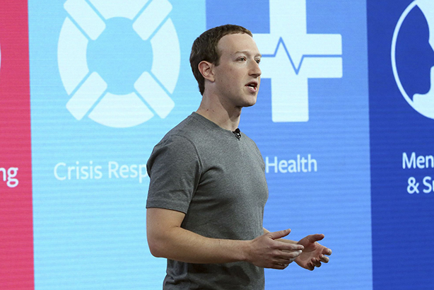 Mark Zuckerberg remained silent for three days over Cambridge Analytica while £25bn was wiped off Facebook's value
