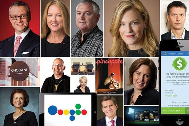 Top 40 marketing innovators to watch