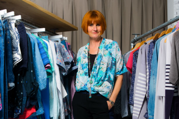 All hail the queen of retail Mary Portas