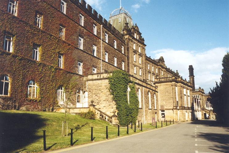 Matlock County Hall: Derbyshire Council's base