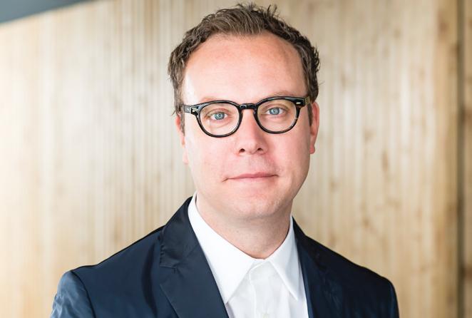 Matt Neale, co-CEO, Golin: Power List 2017