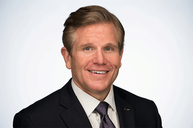 Matt Davis, SVP, global public affairs, Dow Chemical