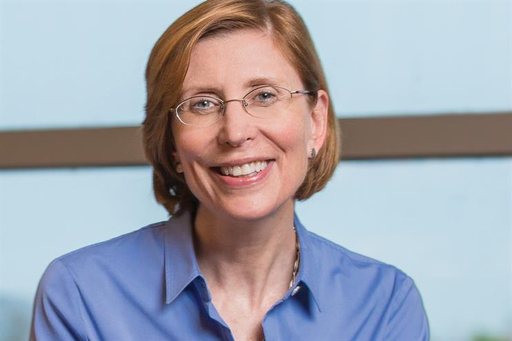Suzanne McCarron, VP, public and government affairs, ExxonMobil: Power List 2016