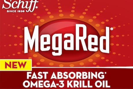 MegaRed: number one omega-3 supplement in the US
