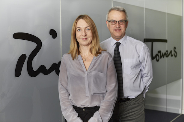 Richmond Towers shakes up management team as MD Rob Metcalfe becomes CEO