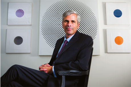 The art of client management: Michael Stewart