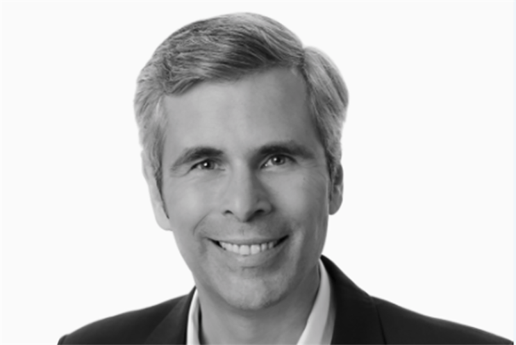PwC's new global corporate affairs and communications lead, Michael Stewart.
