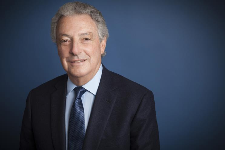 Michael Roth: IPG chief executive has taken a 20 per cent pay cut