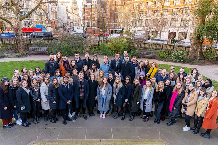 PRWeek UK Awards Winners 2020: Mid-sized Consultancy of the Year