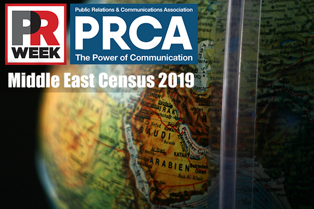 PRCA and PRWeek launch Middle East PR and communications census