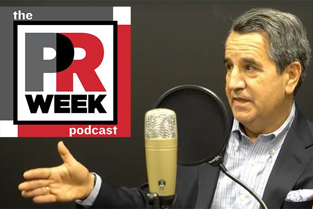 The PR Week Podcast: Michael Lasky, partner, Davis & Gilbert