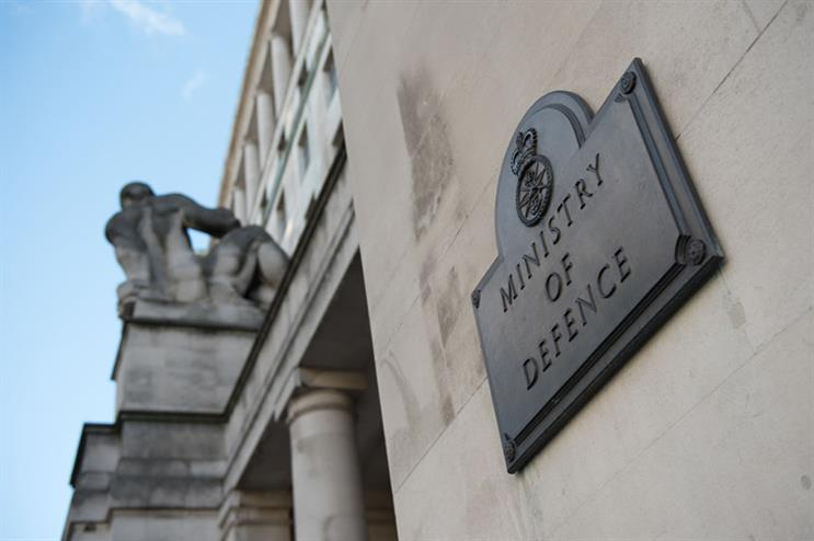 The MoD has apologised to Declassified UK for the behaviour of its comms team (pic credit: Getty)
