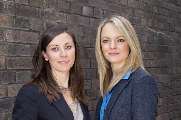 Missive founders: Nicola Koronka and Emma Hart were colleagues at Hotwire PR