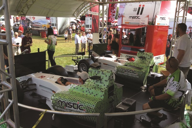 IndyCar sponsorship helps drive sales of Mistic e-cigs