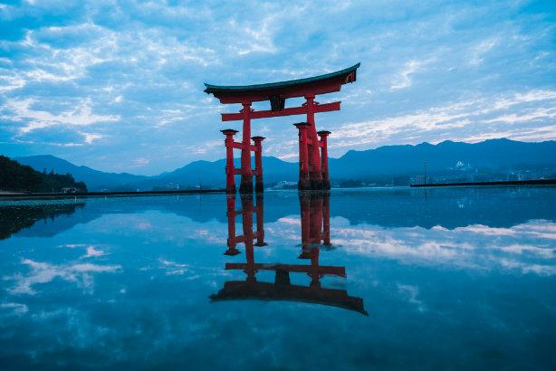 Japan's Miyajima island is among tourist hotspots now represented by Black Diamond