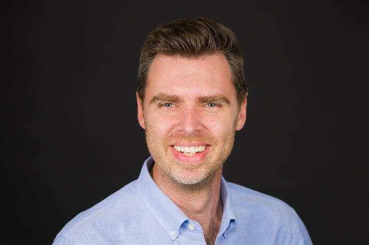 Jonathon Morgan, founder and CEO of Yonder