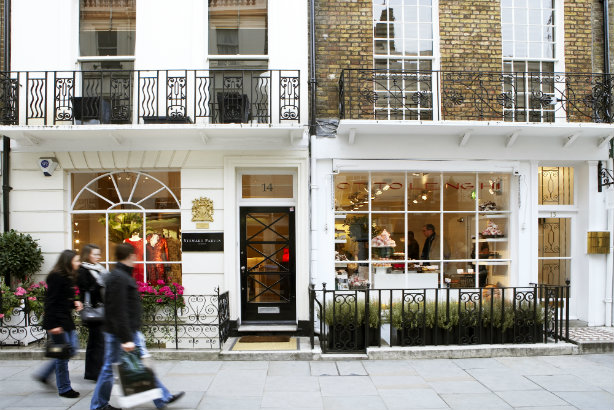 Grosvenor takes on new agency for London properties after five years with Luchford