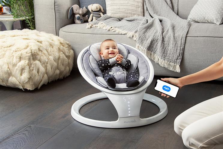 Baby brand Munchkin hires PR agency