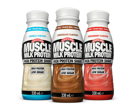 FleishmanHillard muscles in on the action with Muscle Milk protein-shake win