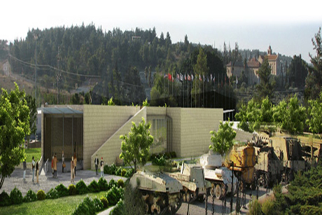 Museum of the Jewish Soldier in WWII: Opens on 9 May next year