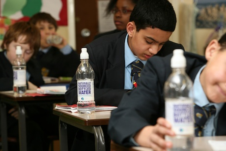 Natural Hydration Council: Focusing on encouraging children to drink water