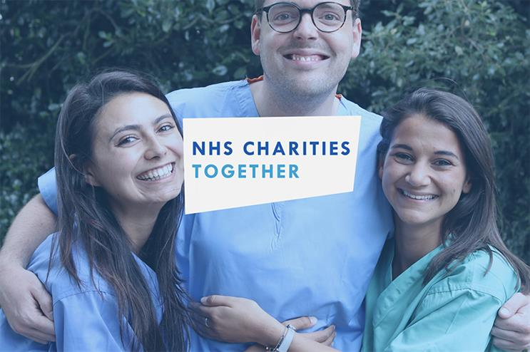 PRWeek UK Awards raises £12,000 for NHS Charities Together