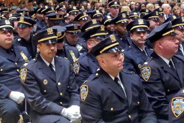 Photo via the NYPD's Twitter account