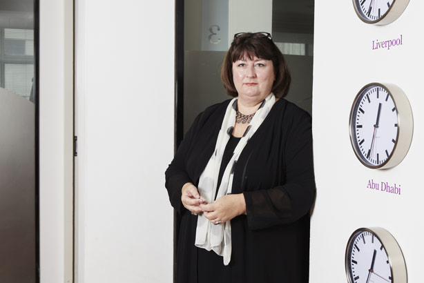Nan Williams: Four Communications CEO