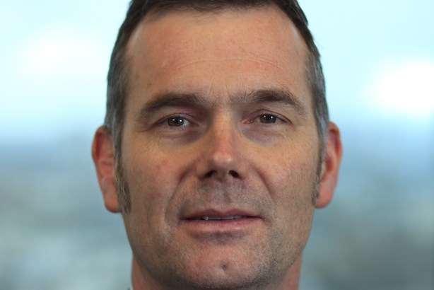 Neil McCrae: to take up role at Royal Mail on 1 April