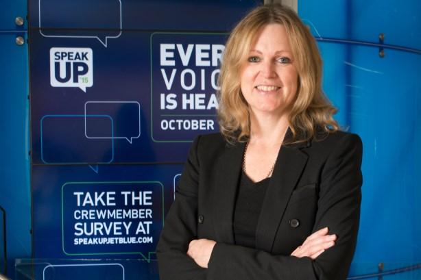 At JetBlue, Nancy Elder pilots a different approach to brand PR