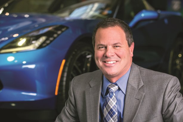 How GM's Tony Cervone steered the auto giant toward a path of transparency