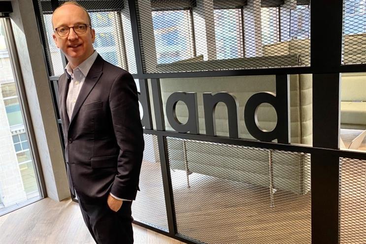 New Headland partner Simon Jones
