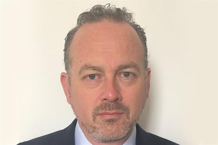 H+K's new financial and professional services lead, Nick Clark