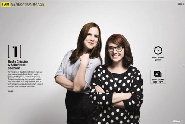 Nikon digital effort captures next generation of visual communicators