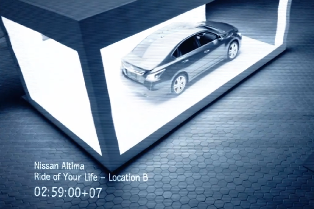 Nissan launches scavenger hunt to promote Altima brand