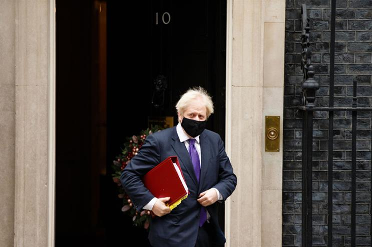 Boris Johnson is thought to have opted for Jack Doyle as the 'continuity candidate', PRWeek understands (Pic credit: Getty)