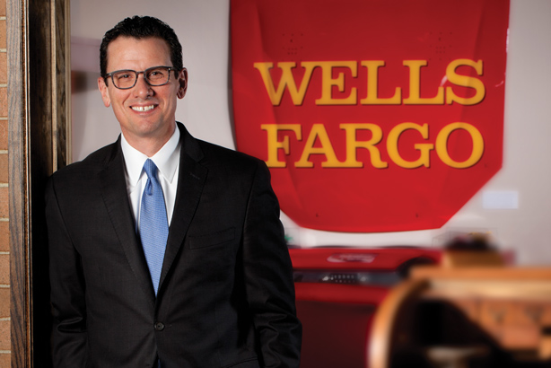 Oscar Suris, EVP, head of corporate communications, Wells Fargo: Power List 2016