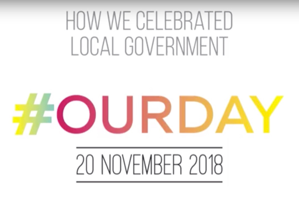 The LGA's #OurDay social campaign reached nearly 30 million