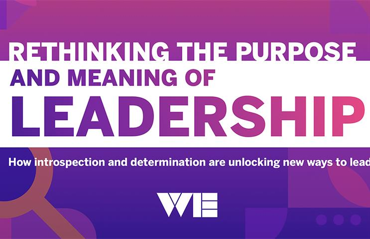 Leadership: A new perspective from – and of – the top