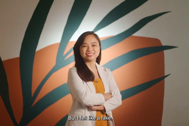 P&G tackles imposter syndrome in new campaign