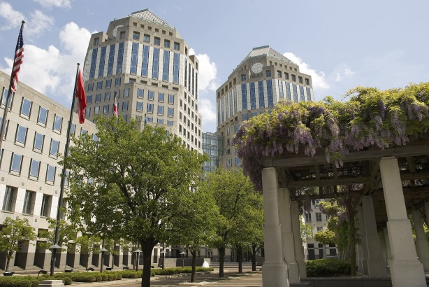 P&G's corporate headquarters in Cincinnati, Ohio