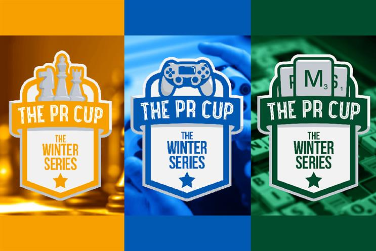 The PR Cup returns with a Winter Series of online tournaments