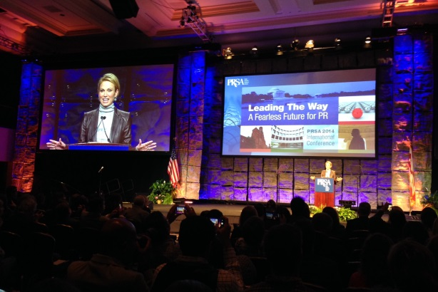 'Invite a weirdo to lunch' and four other takeaways from the PRSA's International Conference