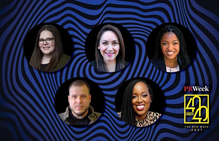 40 Under 40 honorees Pam Goldstein, Xochitl Hinojosa, Domonique James, Justin Knighten and Dreena Whitfield all cut their teeth in politics.