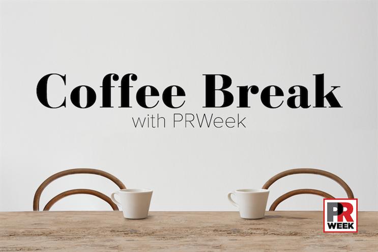 Coffee Break with CMG's Margenett Moore-Roberts