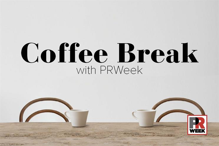 Coffee Break with Press Record Communications' Justin Goldstein