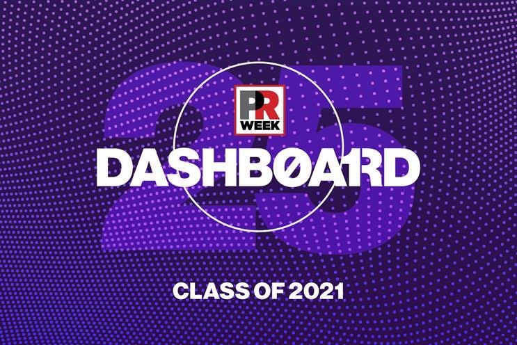 Dashboard 25: Class of 2021